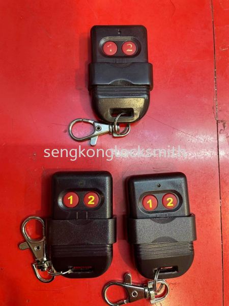 auto gate remote control 433 Auto Gate Remote Ccontrol Selangor, Malaysia, Kuala Lumpur (KL), Puchong Supplier, Suppliers, Supply, Supplies | Seng Kong Locksmith Enterprise