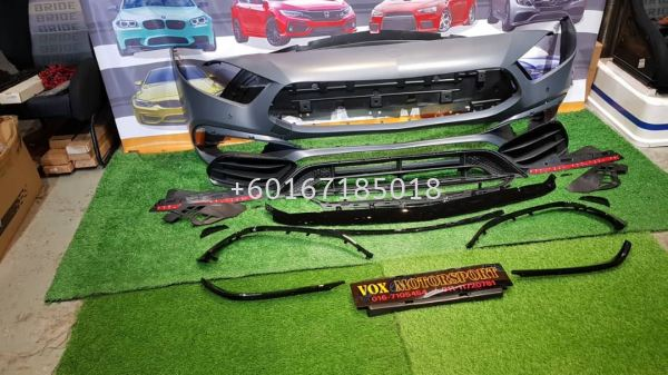 a45 front bumper pp material for mercedes benz a class w177 v177 replace upgrade performance look brand new set  w177 MERCEDES BENZ Johor Bahru JB Malaysia Supply, Supplier, Suppliers | Vox Motorsport