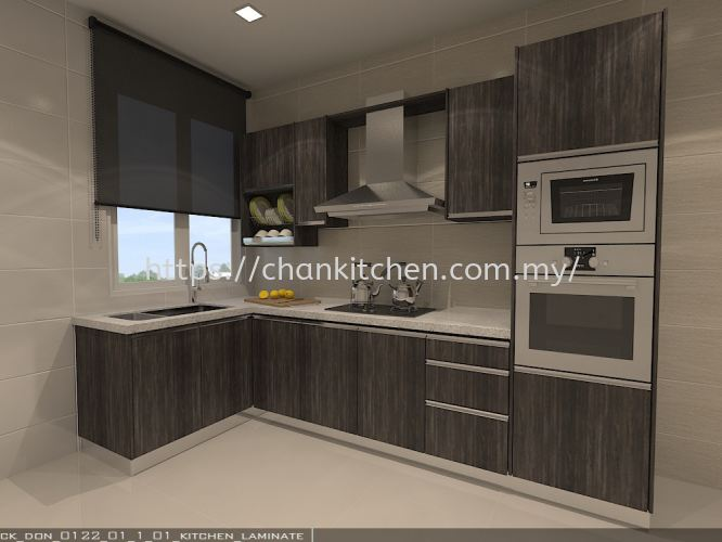 KITCHEN CABINET (PACKAGE K8)