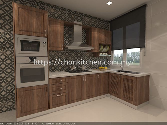 KITCHEN CABINET (PACKAGE K18)