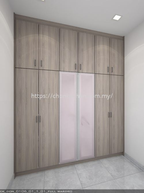 WARDROBE (PACKAGE W2)