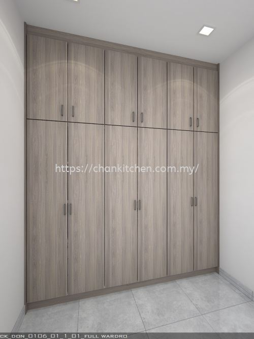WARDROBE (PACKAGE W1)