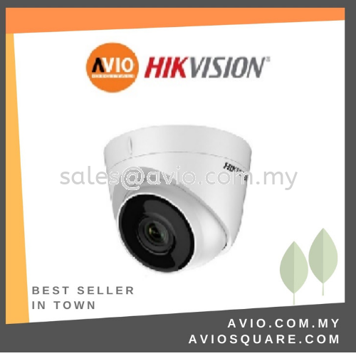Hikvision DS-2CD1327G0-L 2MP 30m IP Network Dome IP CCTV Camera
