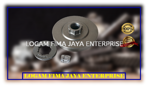 SPOCKET FOR CHAINSAW YD45A/5200 Chain Saw Spocket Spare Part Negeri Sembilan, Malaysia, Jelebu, Mantin, Kuala Klawang Supplier, Suppliers, Supply, Supplies | LOGAM FIMA JAYA ENTERPRISE