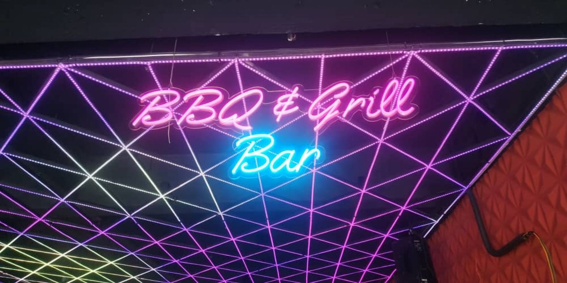 LED NEON SIGNAGE INDOOR FOR BAR