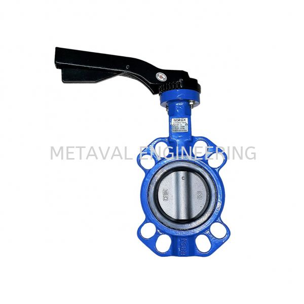 NOREX Cast Iron Butterfly Valve Butterfly Valve Selangor, Malaysia, Kuala Lumpur (KL), Shah Alam Supplier, Suppliers, Supply, Supplies   Metaval Engineering Sdn Bhd