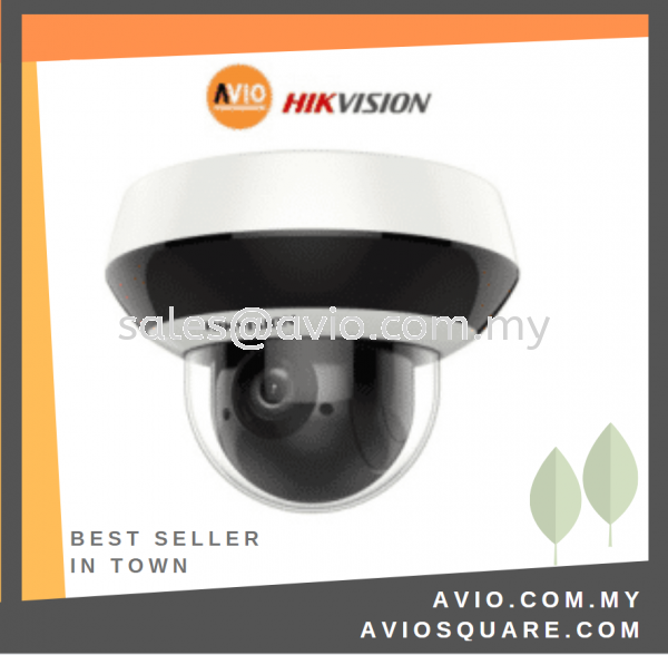 Hikvision DS-2DE2A404IW- DE3(2.8-12mm)© 4MP 20m IR Mini PTZ Camera CCTV Johor Bahru (JB), Kempas Supplier, Suppliers, Supply, Supplies | Avio Digital