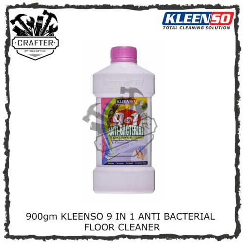 900ml KLEENSO 9 IN 1 CONCENTRATED FLOOR CLEANER