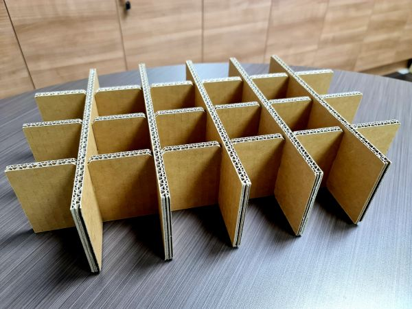 Doublewall Nesting  Partition And Nesting Corrugated Carton  Johor Bahru (JB), Pontian Manufacturer, Supplier, Supply, Supplies   Alpha Newtone Solutions Sdn Bhd
