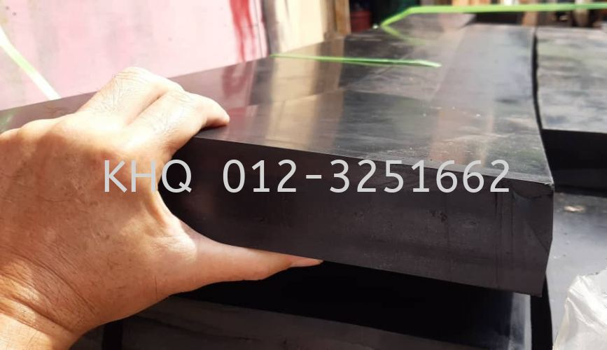50mm Thick Natural Rubber Sheet