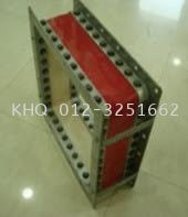 Silicone Fabric Flexible Joint