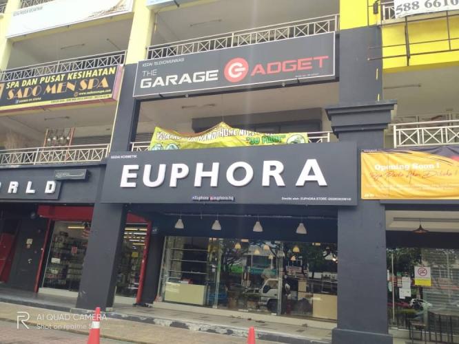 3d Signbord At Malaysia