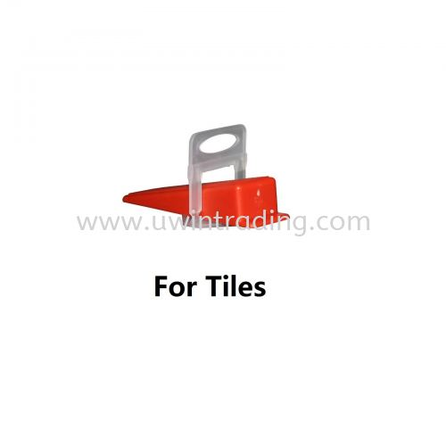 Tile Leveling System 1.5 / 2 / 3mm - For Tiles & Marble