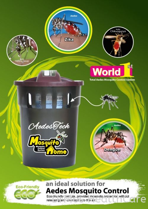 AedesTech Mosquito Home System