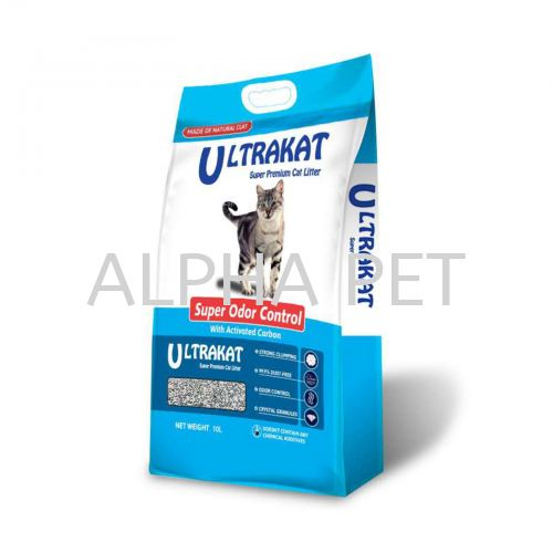 Ultrakat 10 Liter Super Premium Cat Litter (UK6010)