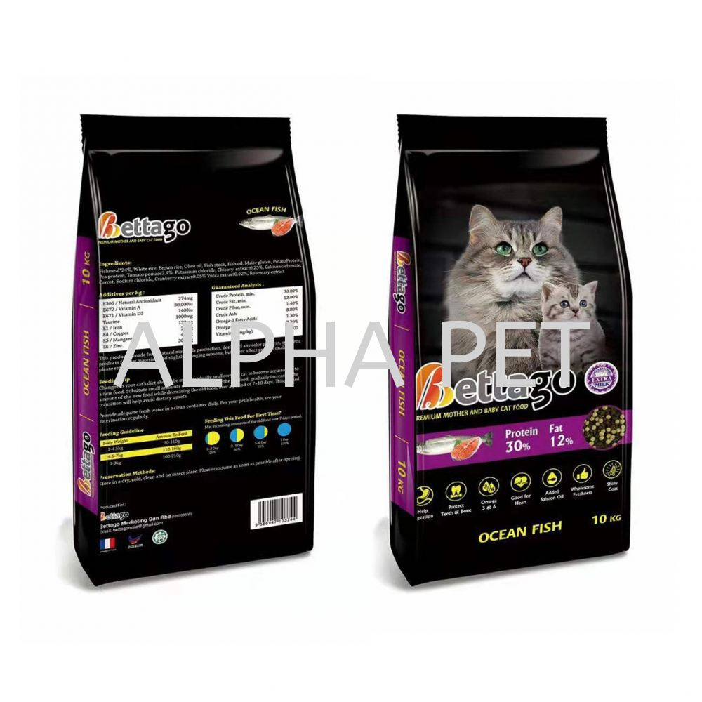 Bettago Premium Cat Food (Mother & Baby)