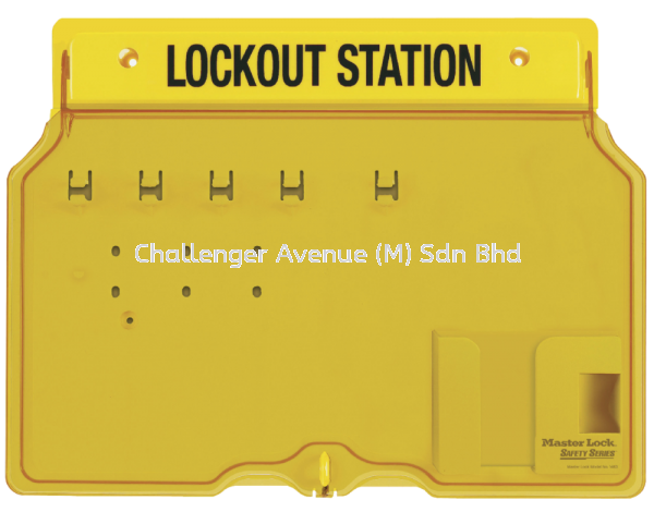 Lockout Stations Lockout Devices & Covers Lockout Tagout (LOTO) Selangor, Malaysia, Kuala Lumpur (KL), Subang Jaya Supplier, Suppliers, Supply, Supplies | Challenger Avenue (M) Sdn Bhd
