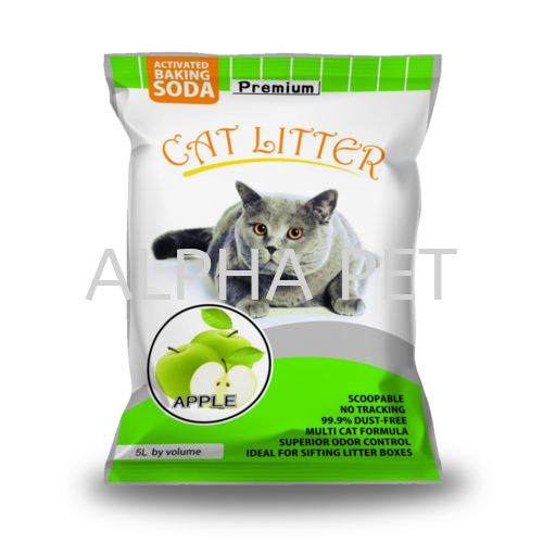 Eco 5 Liter Baking Soda Cat Litter (EC6005)