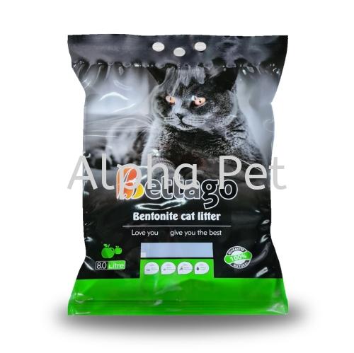 Bettago 8 Liter Bentonite Cat Litter (BT6008)