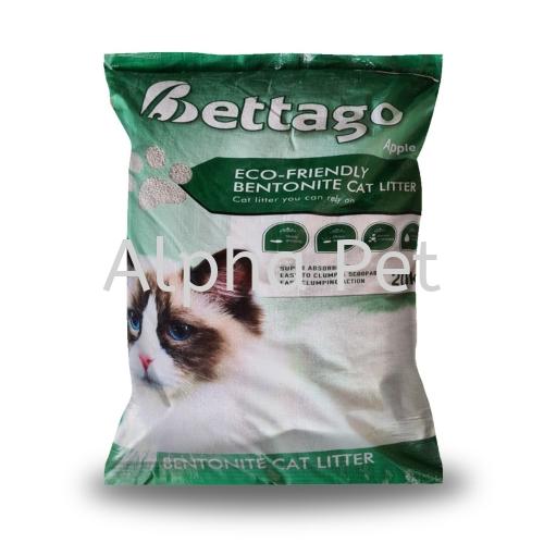 Bettago 20kg Bentonite Cat Litter (BT6020)