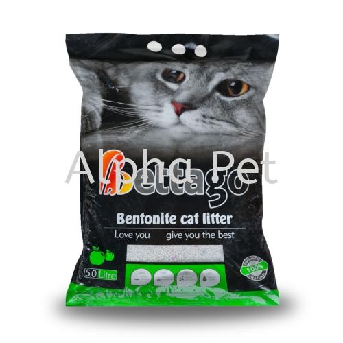 Bettago 5 Liter Bentonite Cat Litter (BT6005)