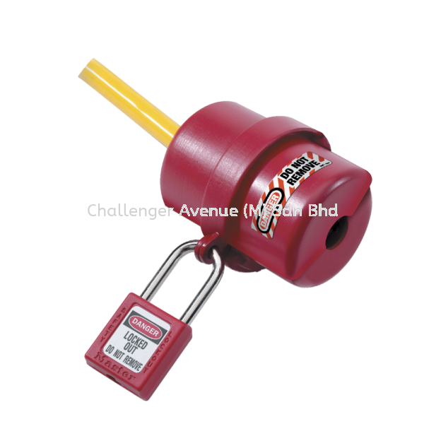 Rotating Electrical Plug Lockouts Lockout Devices & Covers Lockout Tagout (LOTO) Selangor, Malaysia, Kuala Lumpur (KL), Subang Jaya Supplier, Suppliers, Supply, Supplies | Challenger Avenue (M) Sdn Bhd