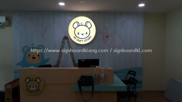 3D Led channel Box up logo frontlit signage at semenyih Selangor 3D LED SIGNAGE Klang, Malaysia Supplier, Supply, Manufacturer | Great Sign Advertising (M) Sdn Bhd