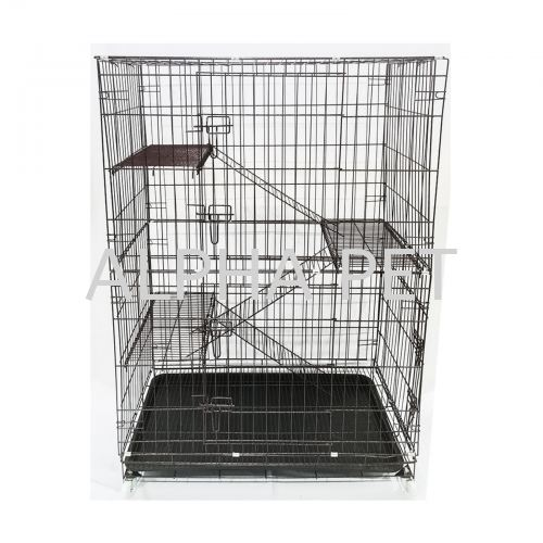 3 Layer Cat Cage(ECO6233)
