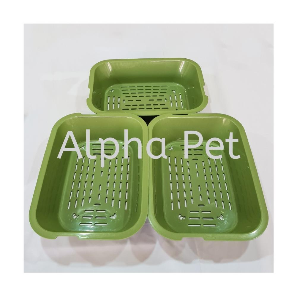 3 Layer Cat Litter Tray (CFS10)