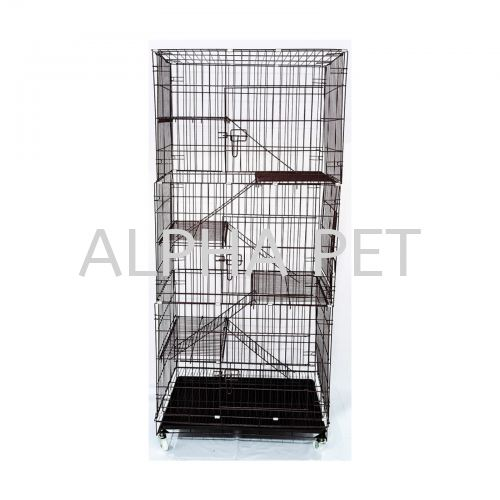 5 Layer Cat Cage (ECO8232)