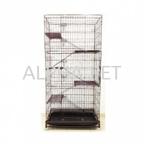 5 Layer Cat Cage (ECO8255)