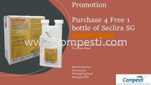 Promotion for Seclira SG