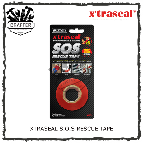 XTRASEAL SOS RESCUE TAPE
