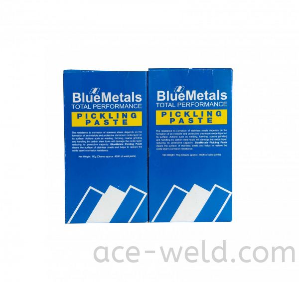 Blue Metal Pickling Paste 1KG Blue Metals Chemical Selangor, Malaysia, Kuala Lumpur (KL), Puchong Supplier, Suppliers, Supply, Supplies   ACE Weld Sdn Bhd