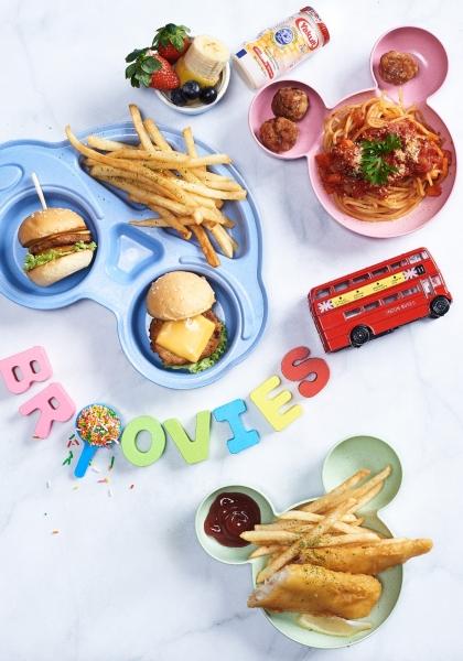 Kids Meal ¶ùͯÌ×²Í Kids Meal Johor Bahru (JB), Malaysia, Kulai Cafe, Restaurant   Broovies Cafe