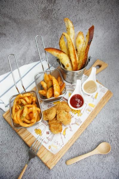 Snack Platter B¼ÒÆ´ÅÌ Salad & Small Bites Johor Bahru (JB), Malaysia, Kulai Cafe, Restaurant | Broovies Cafe