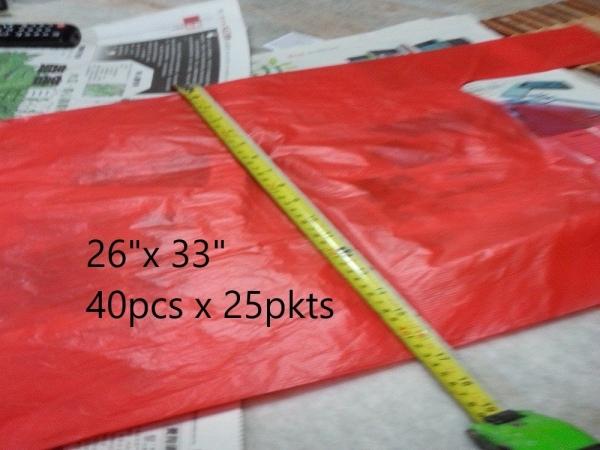 85 SHOPPING BAG (1,000 PCS) NORMAL SHOPPING BAG PLASTIC BAGS Kuala Lumpur (KL), Malaysia, Selangor, Kepong Supplier, Suppliers, Supply, Supplies   RS Peck Trading