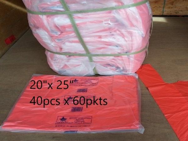 55E SHOPPING BAG (2,400 PCS) NORMAL SHOPPING BAG PLASTIC BAGS Kuala Lumpur (KL), Malaysia, Selangor, Kepong Supplier, Suppliers, Supply, Supplies   RS Peck Trading