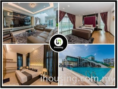 3 Storey Million Bungalow By I Housing