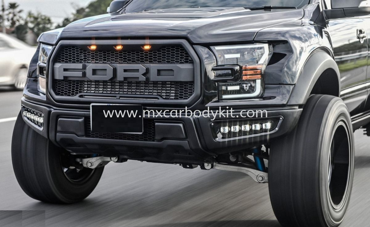 FORD RANGER T6 T7 T8 CONVERT TO F150 BUMPER KIT RANGER T7 FORD Johor, Malaysia, Johor Bahru (JB), Masai. Supplier, Suppliers, Supply, Supplies | MX Car Body Kit