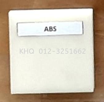 ABS ( Acrylonitrile Butadiene Styrene) Sheet