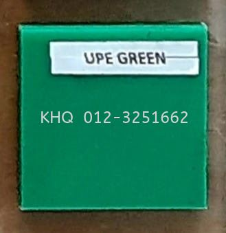 UPE Green