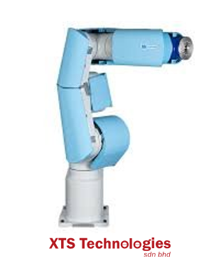 Robot Skin for Industrial Robot act as Cobot (Contact Skin)