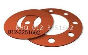 Red Silicone Rubber Gasket ( Solid / Sponge )