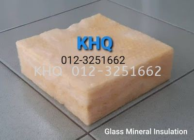 Glass Mineral Wool / Poly Glass Fibre Insulation