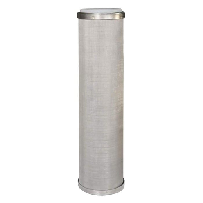 Stainless Steel Cylinder Cartridge