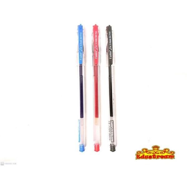 FASTER ECO GEL PEN 0.5 MM ( 1 PIECE ) Writing & Correction Stationery & Craft Johor Bahru (JB), Malaysia Supplier, Suppliers, Supply, Supplies | Edustream Sdn Bhd
