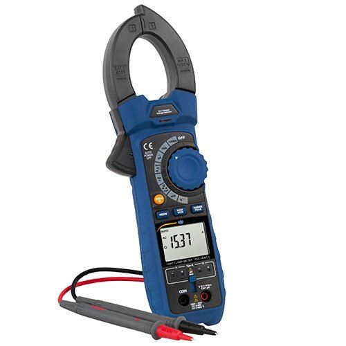 Clamp Meter PCE-HVAC 6 Clamp Meter Electronic & Electrical Testing Equipments Kuala Lumpur (KL), Malaysia, Selangor, Penang, Johor Bahru (JB) Supplier, Suppliers, Supply, Supplies | Redmark Industry Sdn Bhd