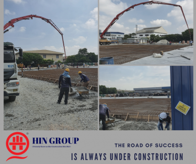 Commercial's Concrete Contractor -Completion In 48hr-