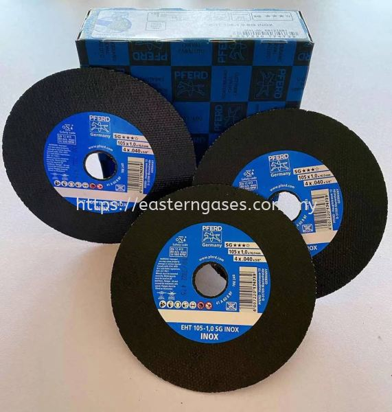 """PFERD 4"""" X 1MM CUTTING DISC ABRASIVE PRODUCT Selangor, Malaysia, Kuala Lumpur (KL), Klang Supplier, Suppliers, Supply, Supplies 